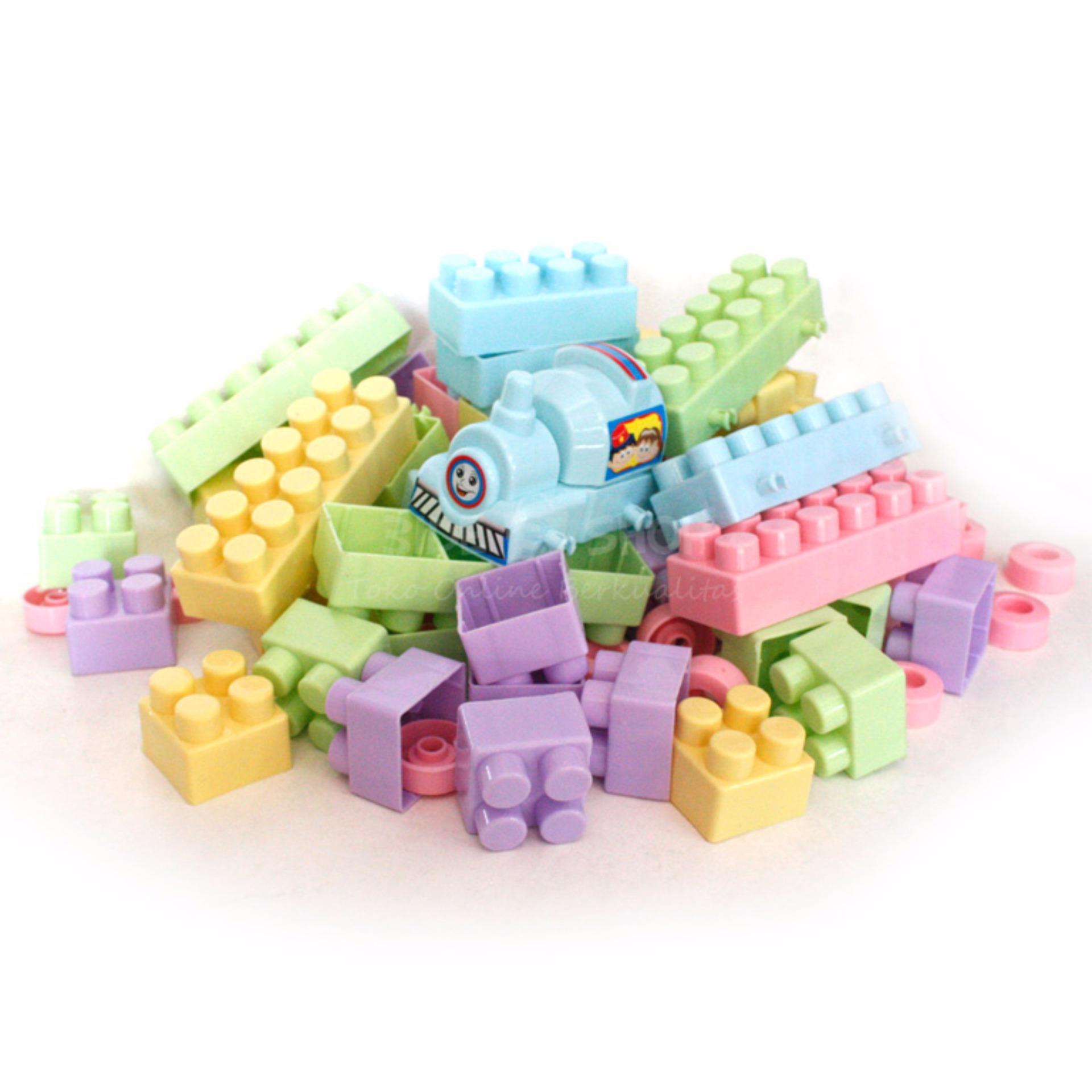 Mainan Block Lego Yoyo 160 Pcs Daftar Harga Terkini Dan Termurah Toy Addict Blocks Madagascar 37 Free Figure 5890744 160pcs