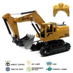 Mainan Remote Control RC Excavator Work