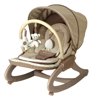 harga Mamalove Activity Rocker Select UC40 - Baby Bouncer - Kursi Goyang Bayi - Beige Lazada.co.id