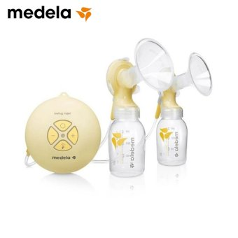harga Medela Swing Maxi Double Electric Breast Pump Lazada.co.id