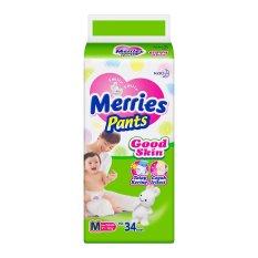 Merries Pants Good Skin M - Isi 34