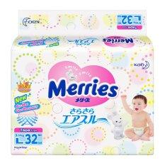 Merries Premium Tape L 32
