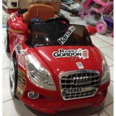 Mobil aki mainan Junior 2 kursi