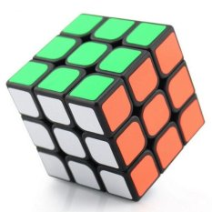 MOMO Toys Rubik Kubus 3 x 3 Full Color - Mainan Rubik