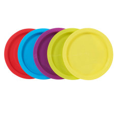 Mothercare MyHi Weaning Plates - 5 Pack