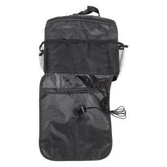 Multifungsi ke belakang kursi mobil penyelenggara popok bayi penyimpanan tas gantung - International