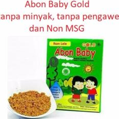 My Baby - Abon Ikan Lele / Abon Untuk Bayi 8M+