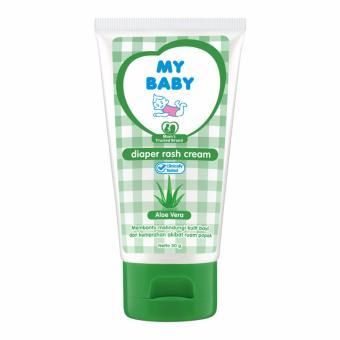 My Baby Diaper Rash Cream [50 g] Free Pouch