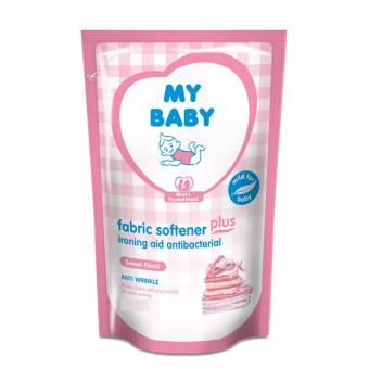 My Baby Fabric Softener Plus Ironing Aid Sweet Floral [1500 mL]