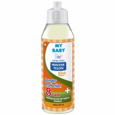 My Baby Minyak Telon Plus Longer Protection [60 mL]