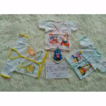 NEW Paket perlengkapan bayi (baby girl) / Newborn(bayi baru lahir) murah & hemat