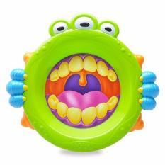 Nuby Monster Plate - Green