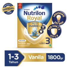 Nutrilon Royal 3 1800g Susu Pertumbuhan – Rasa Vanila