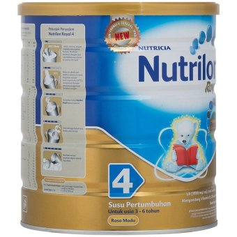 ... Nutrilon Royal Acti Duobio 4 Madu - 800gr Bundle 3 kaleng - 4 ...