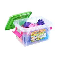 Ocean Toy Block Container Mainan Anak Multicolor - OCT9217