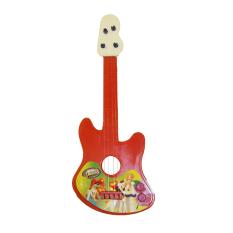 Ocean Toy Gitar Mainan Anak Merah - OCT269