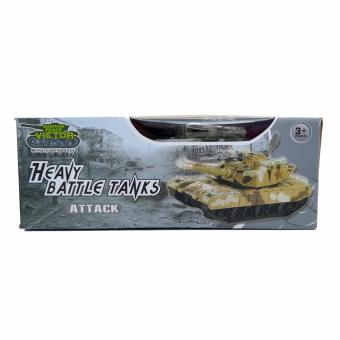 Ocean Toy Heavy Battle Tanks Mainan Anak Cowok - M1A2-A - 3