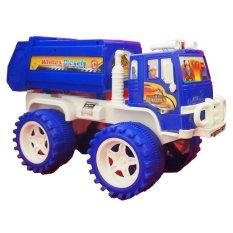 Ocean Toy Mobil Truk Kebersihan Mainan Anak (OCT5505)