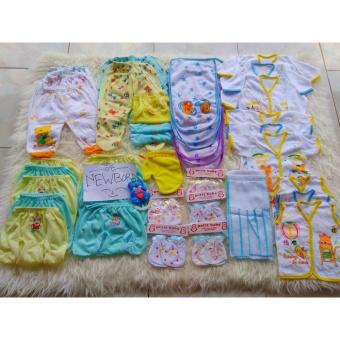 Paket perlengkapan bayi laki-laki / Newborn(bayi baru lahir) murah & hemat