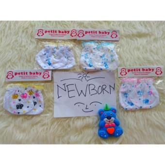 Paket perlengkapan bayi laki-laki / Newborn(bayi baru lahir) murah & hemat - 2