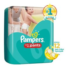 Pampers Popok Baby Dry Pants - M 30