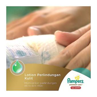 ... Pampers Popok Celana M 3x68 Premium Care - 4 ...