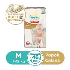 Pampers Popok Celana M-46 Premium Care