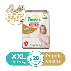 Pampers Popok Celana XXL-28 Premium Care