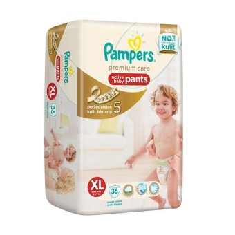 Pampers Premium Care Pants XL 36