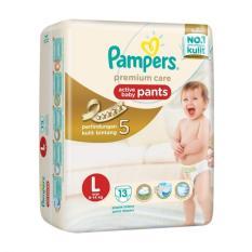 Pampers Premium Pants Eco L 13