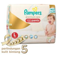 Pampers premiumcare pants sz L24