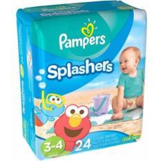 Pampers Splashers 3-4 Popok Renang