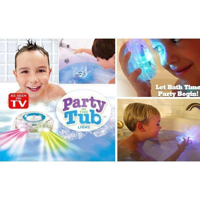 Harga Jual PARTY IN THE TUB MAINAN ANAK SAAT MANDI DENGAN LAMPU di ...