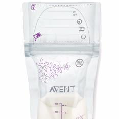 Philips Avent Breast Milk Storage Bags SCF603/25 - Putih
