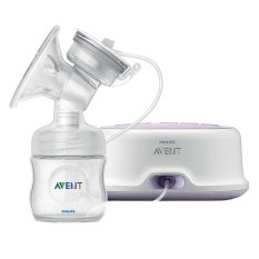 Philips Avent Comfort Single Electric Breast Pump SCF332/01 Putih