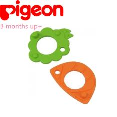 Pigeon Fruit Teether (Hijau Dan Orange)