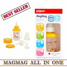 PIGEON Magmag ALL IN ONE Training Cup Step 1,2,3,4