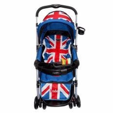 Pliko Rodeo PK-398 USA - Baby Stroller - Kereta Dorong Bayi Rodeo England