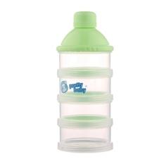 Pumpee Stylish Milk Powder Container 4 Layer Tempat Susu Formula Source · Removable Baby Kids Milk