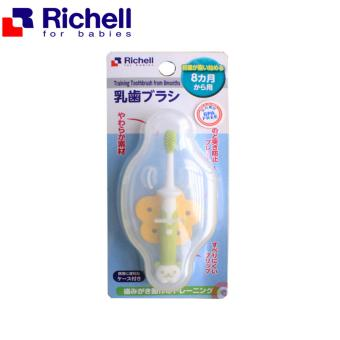... Richell Baby Training Toothbrush 8 Months - 3