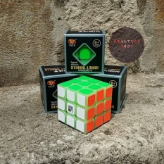 Rubik 3x3 YongJun Magic Cube Glow In The Dark VVGOO-I