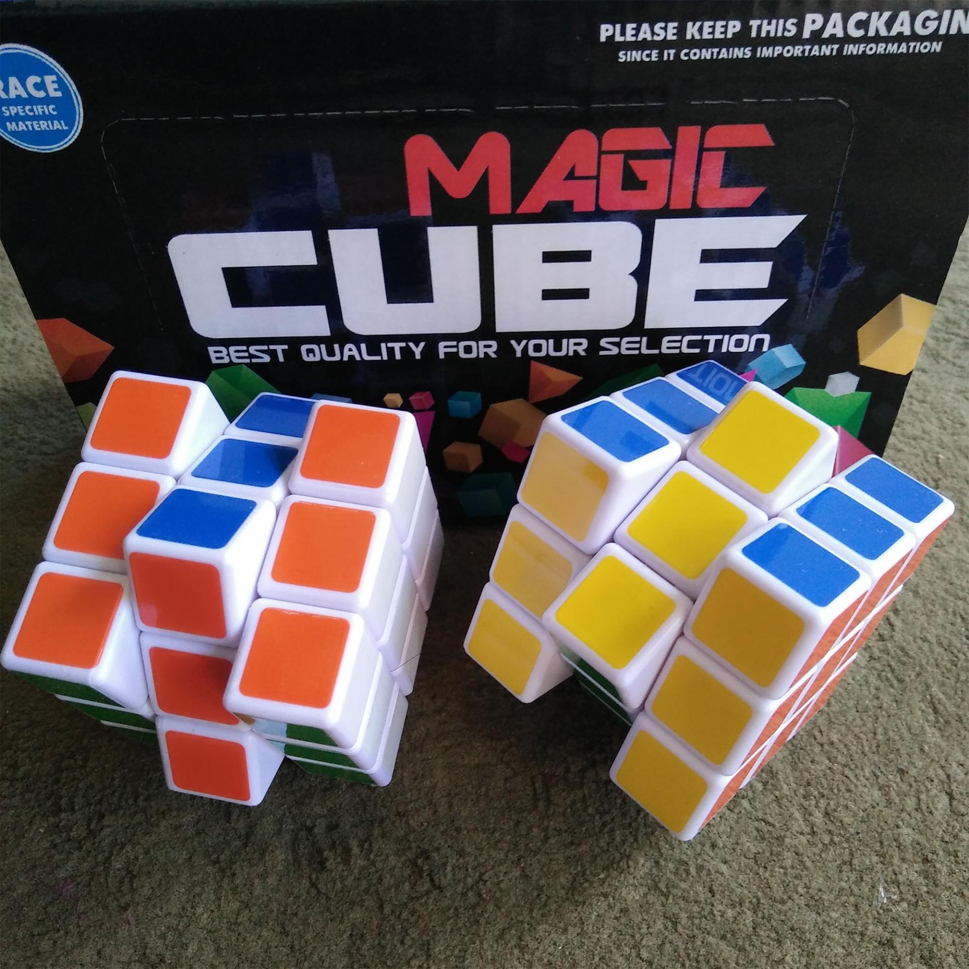 Flash Sale Rubik 3x3x3 Magic Cube