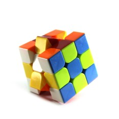 Rubik Kubus Mainan Edukasi Ultimate Two Tone Color