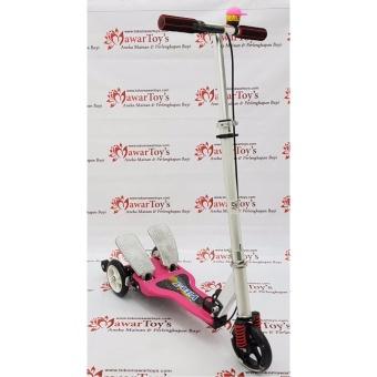 Scooter Dual Pedal/Skuter Injak Merk Vita-T (Original) .