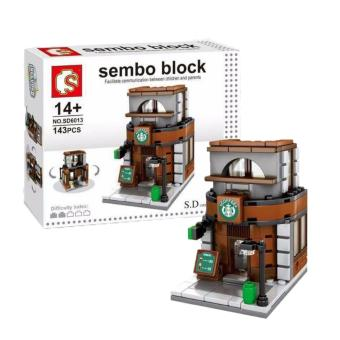 Sembo Block Coffe Shop Store