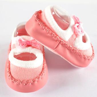 Sepatu Belajar Jalan Bayi dan Anak Kecil Alas Lunak Anti Licin