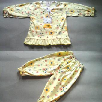 Setelan Baju Tidur Anak Perempuan / grosir pakaian anak - 2