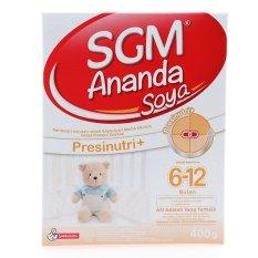 SGM Ananda Soya 2 - Susu Bayi - 400gr
