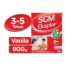 SGM Eksplor Presinutri 3+ Susu Pertumbuhan - Vanila - 900gr