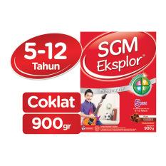 SGM Eksplor Presinutri 5+ Susu Pertumbuhan - Cokelat - 900gr